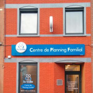 Centre de planning La-Louvière