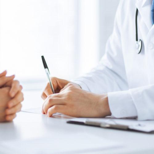 Consultation médicale et de santé sexuelle